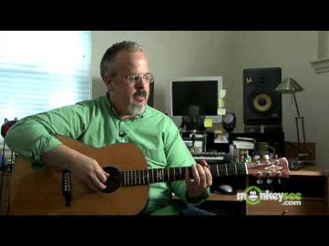 tune an acoustic guitar without a tuner youtube. Black Bedroom Furniture Sets. Home Design Ideas