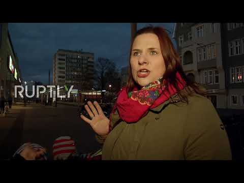 Germany: Locals question refugee ban in violence-plagued city