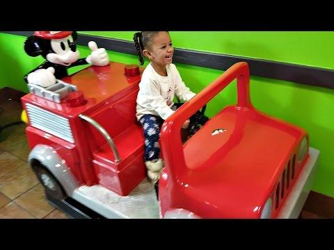 Indoor Amusement Center With Arcade Games and Kiddie Rides!