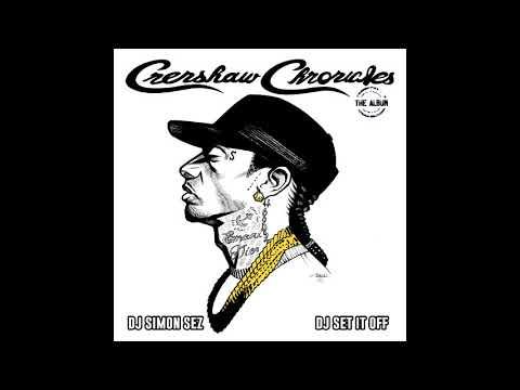 Nipsey Hussle - Crenshaw Chronicles : The Album
