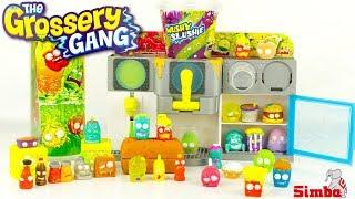 Nouveau Grossery Gang Surprises Produits Dégoutants Périmés Shopkins Trash Pack Jouet Unboxing