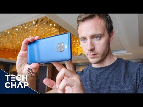 Huawei Mate 20 Pro UNBOXING  My New Phone!  The Tech Chap
