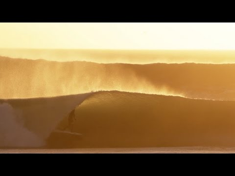 Josh Kerr and Damien Hobgood- (Just Up The Coast)