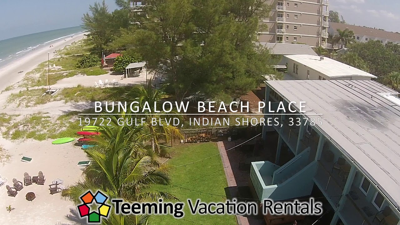 Bungalow Beach Place: Bungalow Beach Place Teeming Vacation Rentals