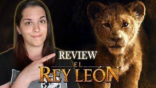 El Rey León 2019 - REVIEW | ASMR Español |  Alternative ASMR