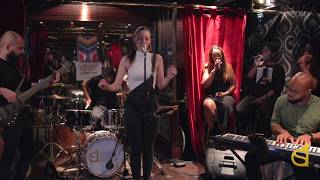 The Live Music Sessions Kat Deal with Dynamic Sound Collective @ The Megaro Bar 26 June Live 2019