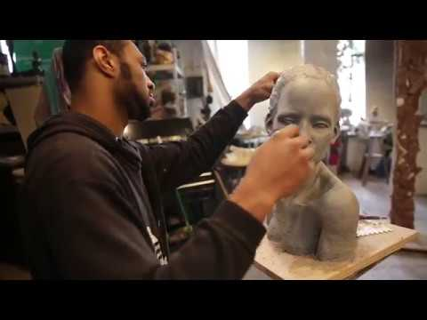 Detroit sculptor creates Viola Liuzzo statue