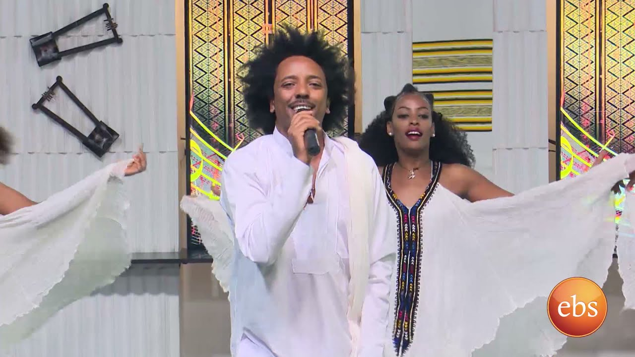 Famous Dancer and Vocalist Teddy Dankira on EBS - ድምፃዊ እና ተወዛዋዥ ቴዲ ዳንኪራ በእሁድን በኢቢኤስ