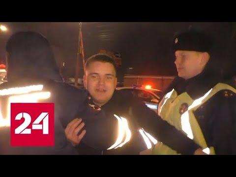 Чем известен неадекватный сын известного кировского адвоката Илья Фарафонов - Россия 24