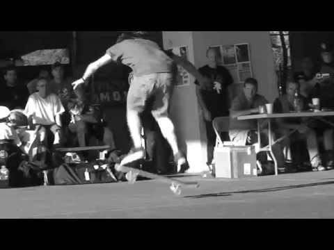 Sean Burke 2010 World Freestyle Skateboard Championship