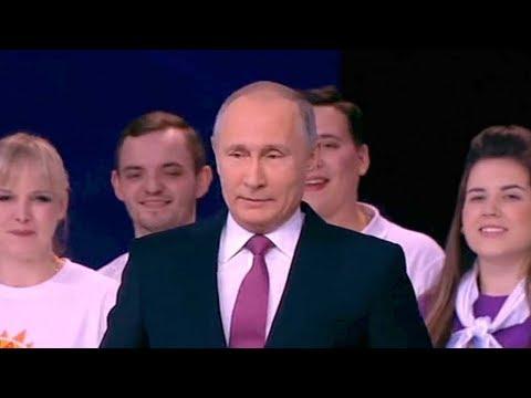 Russia's Putin will seek new presidential term in 2018