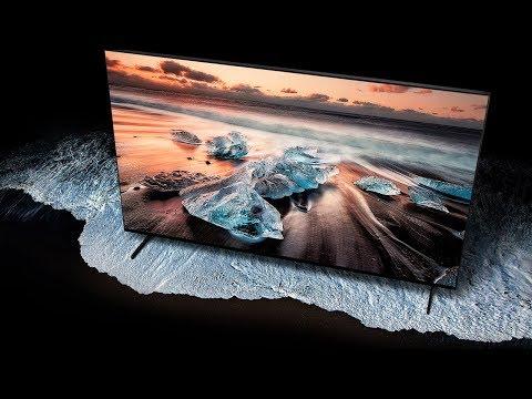 Samsung - 8К телевизоры это будущее ?