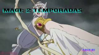 TOP 5 ANIMES SUCULENTOS