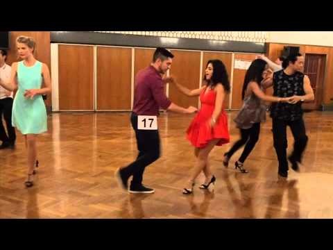 Salsa Intervarsity 2015 Finalists - Andre & Geovany
