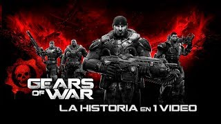Gears of War 1: La Historia en 1 Video