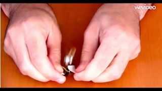 Cómo convertir 1 pila AA en 8 pilas de reloj
