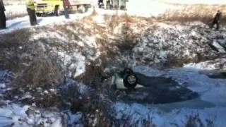 Bills Towing ice fishing PART ONE