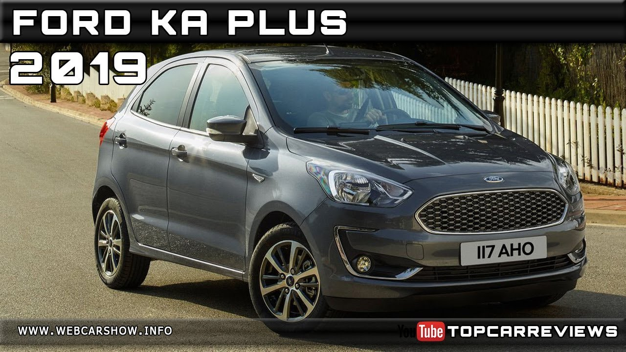 Ford Ka Plus Review Rendered Price Specs Release Date