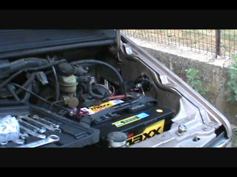 how to replace a 1995 ford aerostar solenoid youtube rh youtube com Ford Aerostar Van Ford Aerostar Van
