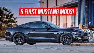 5 things you MUST do to your 2016 Mustang GT