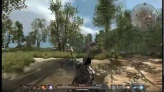 Arcania Upadek Setarrif - pierwszy gameplay PL