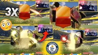 OMFG DAS HEFTIGSTE FIFA 17 PACK OPENING EVER😱 3x MOTM 2 INFORMS IN 1 PACK 🔥 BEST OF STREAM !!!