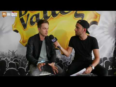 Dannic interview | Partyscene TV