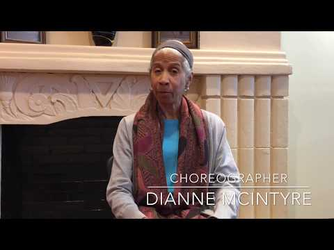 Dianne McIntyre Shares Insight On