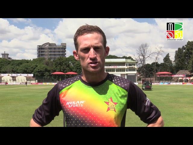 Sean Williams on Zimbabwe vs Pakistan Test Series 2021
