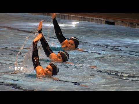 AQUADETTES: This Famous Group of Senior Synchronous Swimmers Perform in Laguna Woods Village