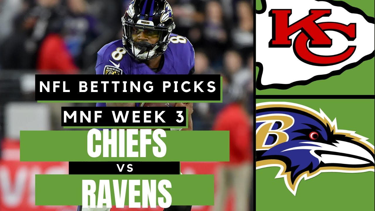 Chiefs vs. Ravens odds, picks: Point spread, total, player props ...