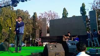 Laal ishq and MadhubanPU Rose Fest 2018Solo SingingGourav Chakraborty and Sandy