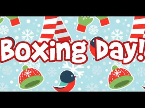 DJ BAILEY BOXING DAY MIX
