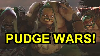 ▶ DOTA 2 Reborn! Pudge Wars Custom Game!