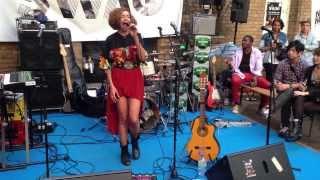 Celina Bostic - Hip Hop Medley