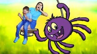 ДИМА ПОДРУЖИЛСЯ С ПАУЧКОМ DIMA has made friends with a spider DiDiKa TV 2019