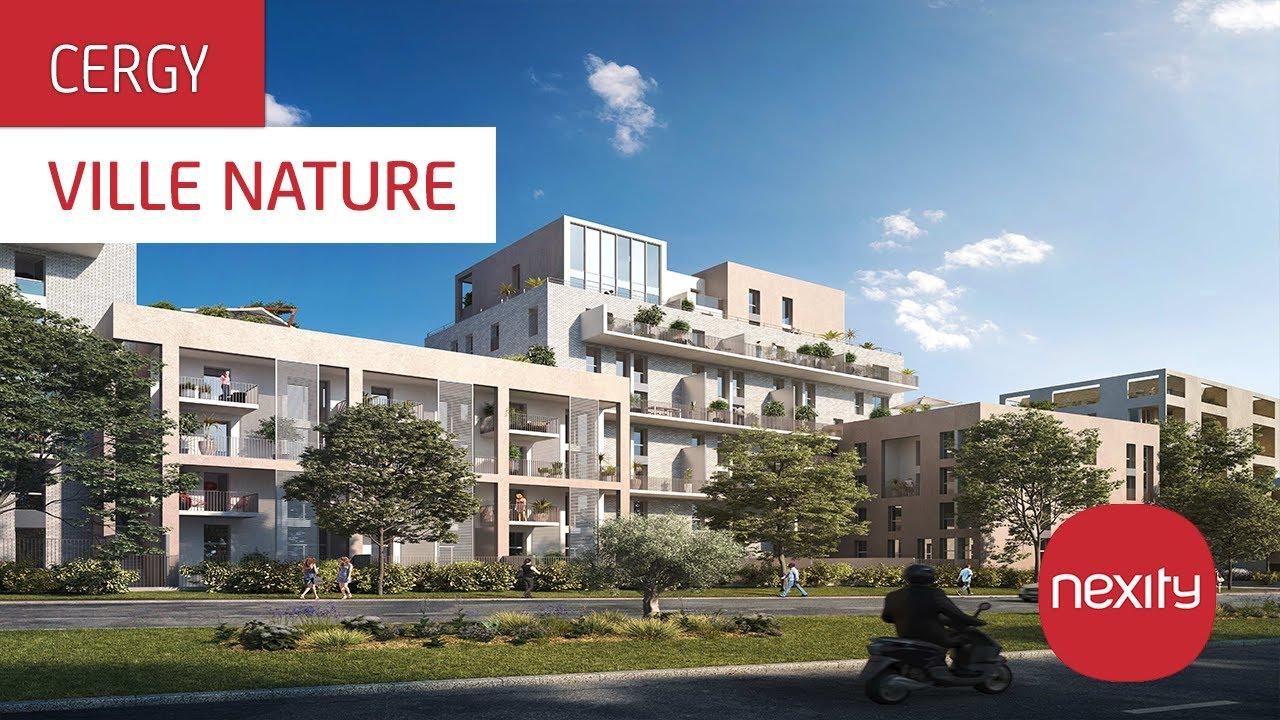 Programme neuf cergy d couvrez ville nature nexity for Ville nature