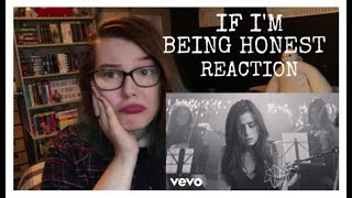 REACTING TO DODIE - IF I'M BEING HONEST (LIVE SESSION)