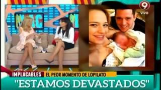 El drama de Luisana Lopilato