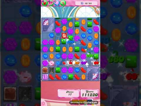 Candy Crush Saga Level 678 Fun Game
