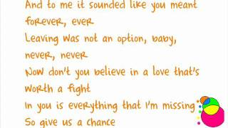 Danity Kane- Ride With You- Lyrics.