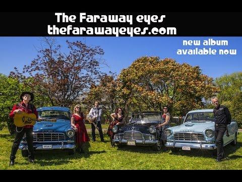 """Christine"" by The Faraway Eyes - Americana Australian Style"