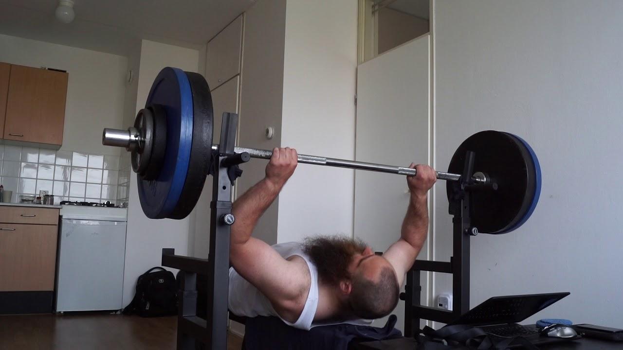 Jeffrey Koelewijn 150 Kilogram 33069 Pounds Bench Press RAW Personal Record
