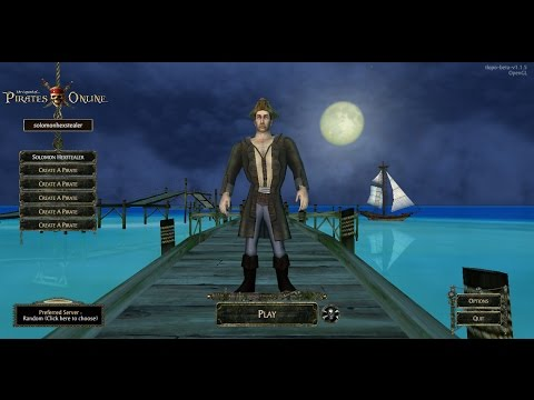 The legend of pirates online gameplay