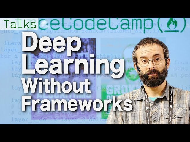 Theory of Neural Networks - Deep Learning Without Frameworks