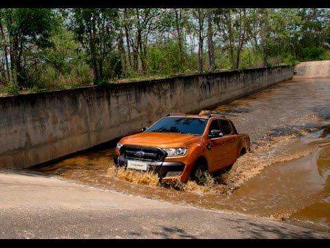 Test Drive (ทดสอบ) : New Ranger (ฟอร์ด เรนเจอร์ ใหม่)