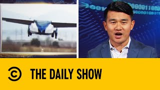 Download Turns Out Flying Cars Actually Kind Of Suck   The Daily Show with Trevor Noah Mp3 and Videos