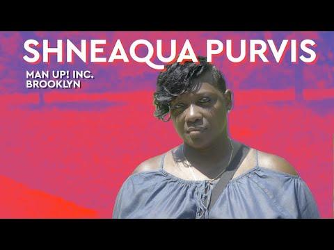 #StayStrongStaySafe Community Leader Portraits: Shneaqua Purvis