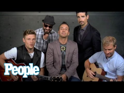 "The Backstreet Boys Perform ""In a World Like This"" Live 