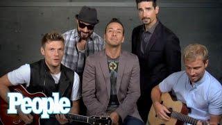 """The Backstreet Boys Perform """"In a World Like This"""" Live 